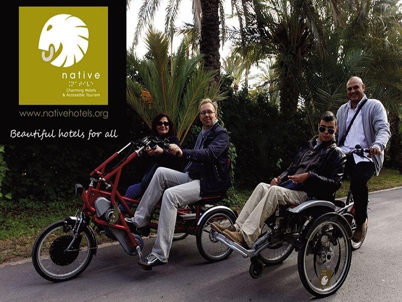 Turismo accesible y Belenes vivientes