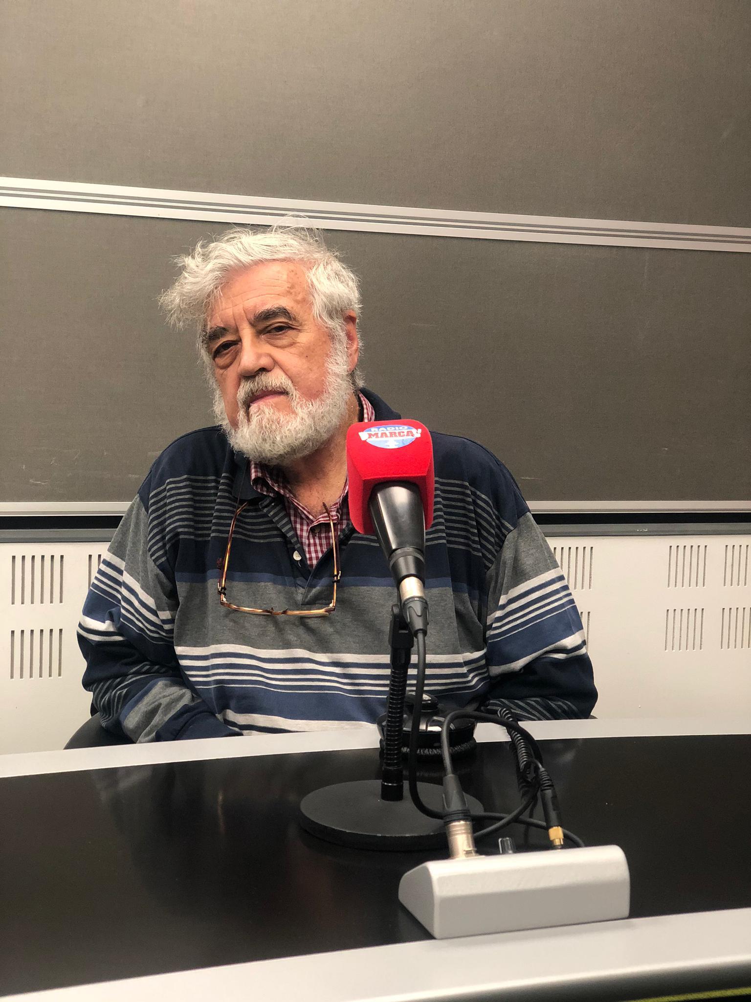 César Justel, de la Revista Aire Libre