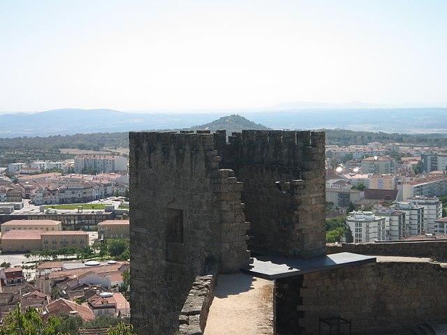 Castillo de Castelo Branco