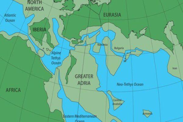 Gran Adria, el continente debajo de Europa