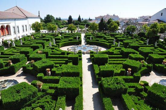 Jardín do Paço Episcopal, Castelo Branco