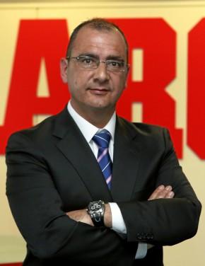 Juan Ignacio Gallardo, director de Radio Marca