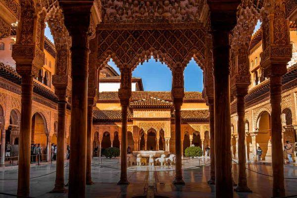 La Alhambra podría estar en peligro por una planta invasora