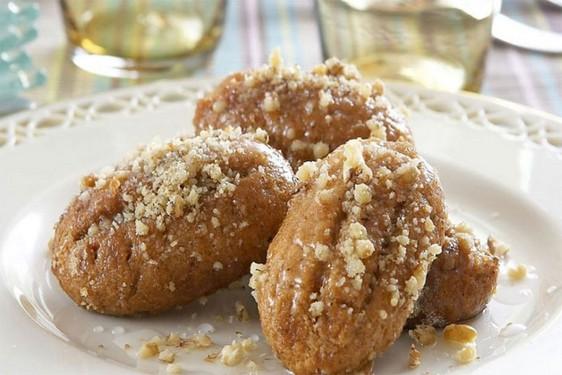 La melomakarona, dulce típico en Grecia por Navidad