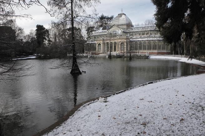 Palacio de Cristal del Parque del Retiro, Madrid