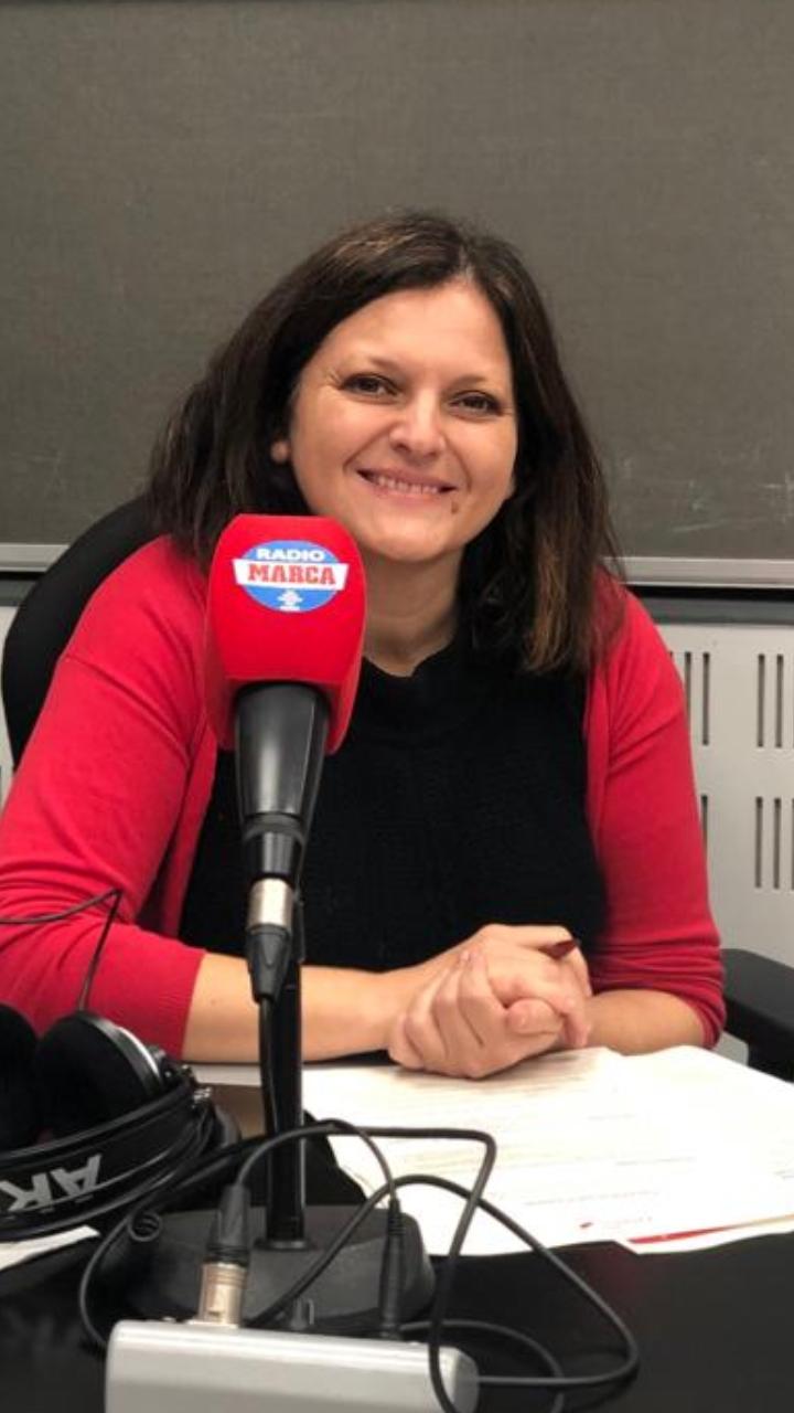 Paloma Utrera, responsable de ventas y marketing offline de IBERIA EXPRESS