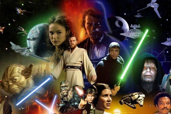 Personajes de la saga Star Wars