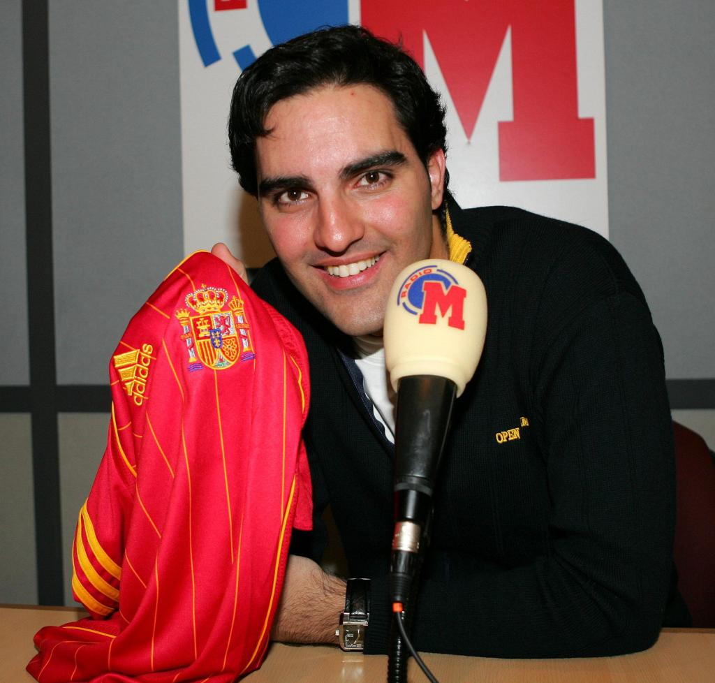 Rafa Sahuquillo, periodista de Radio Marca