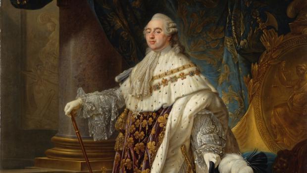 Retrato de Luis XVI