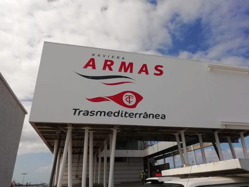 Especial FITUR 2020: Armas Trasmediterránea, líderes en el mar