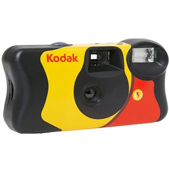 Cámara antigua de Kodak