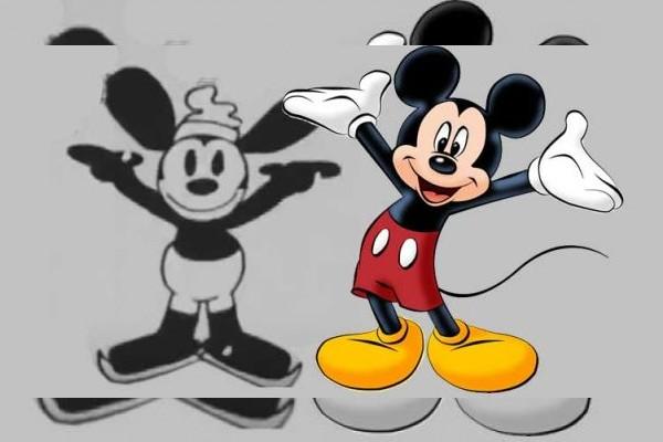 El primer Mickey Mouse nació en 1930