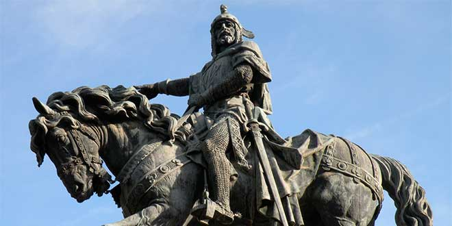 Estatua de Jaime I, El Conquistador