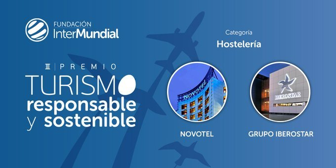 Finalistas III Premio de Turismo Responsable y Sostenible, categoría 'Hostelería'