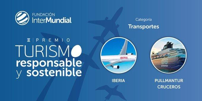 Finalistas III Premio de Turismo Responsable y Sostenible, categoría 'Transportes'