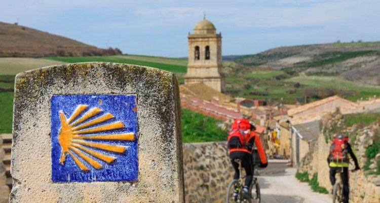 La concha, señal del Camino de Santiago