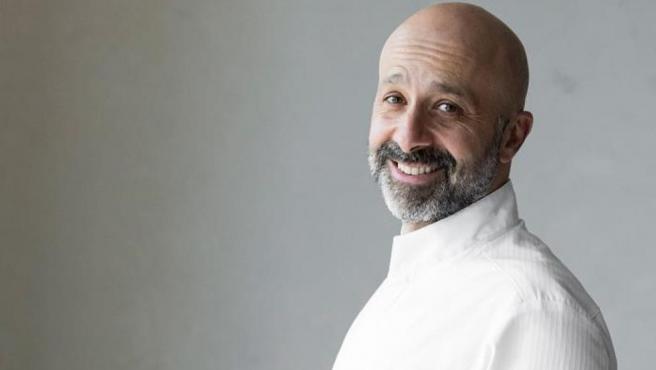 Niko Romito, desigando mejor cocinero europeo por Madrid Fusión