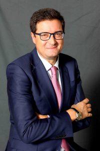 Óscar López, presidente de Paradores