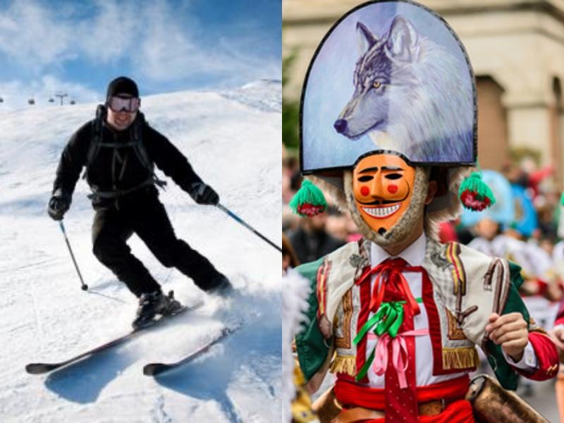 Especial Carnaval y actualidad del mundo del esquí