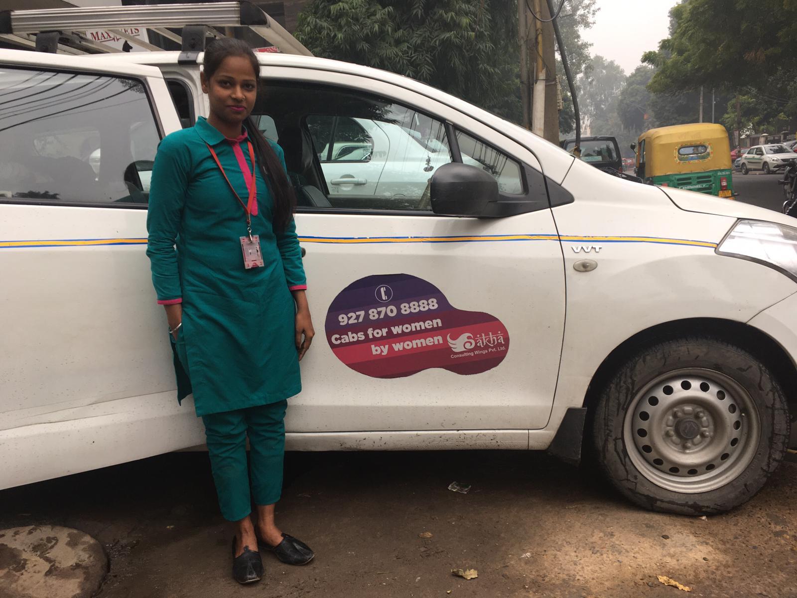 Guía de Mónica en Delhi, India