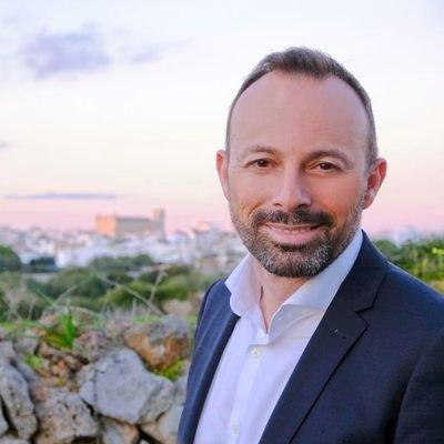 José Luis Benejam. alcalde de Alaior, Menorca