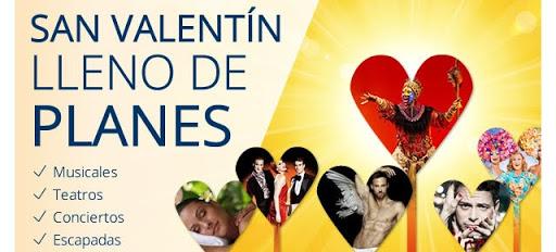 Logitravel tiene numerosos planes para San Valentín
