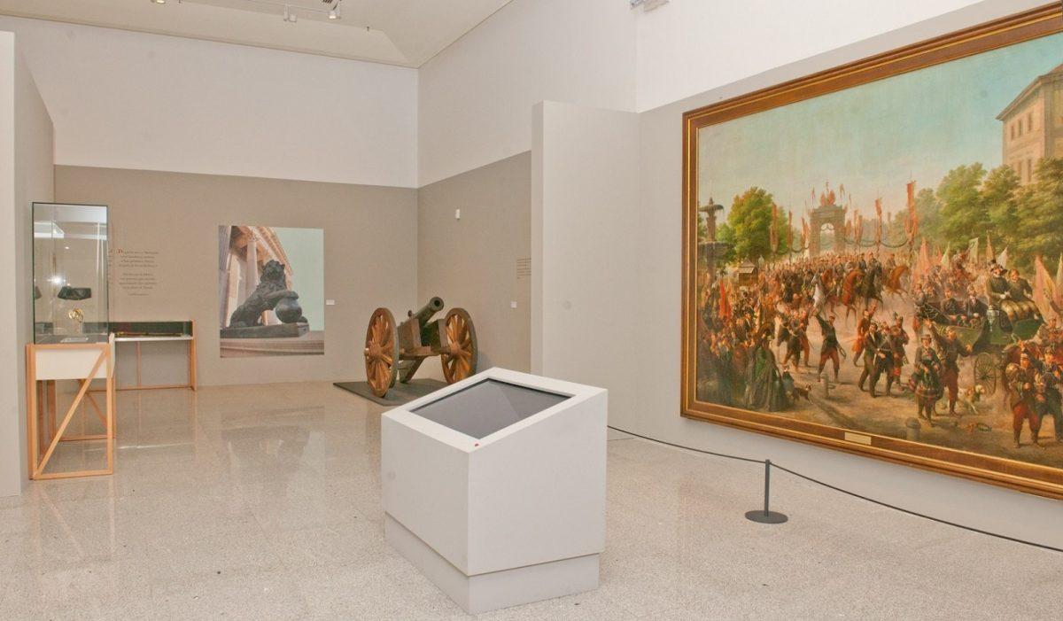 O'Donnell y la Guerra de África, exposición en Toledo