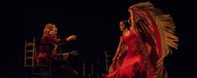 Potaje en Manhattan, Teatro Flamenco de Madrid