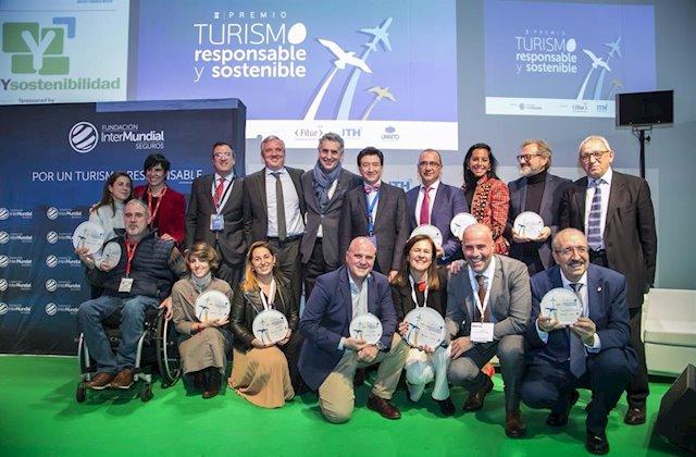 Premiados en Turismo Responsable y Sostenible