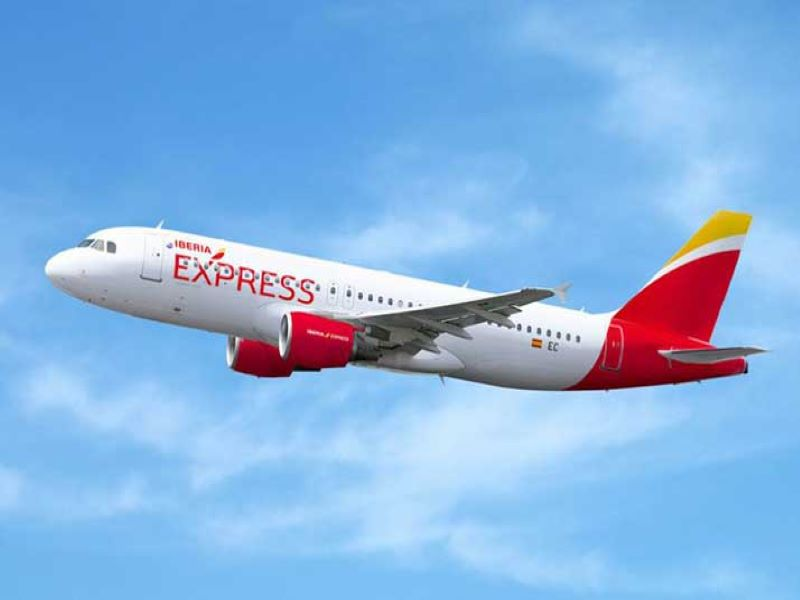 Iberia Express, una aerolínea que apuesta por la sostenibilidad