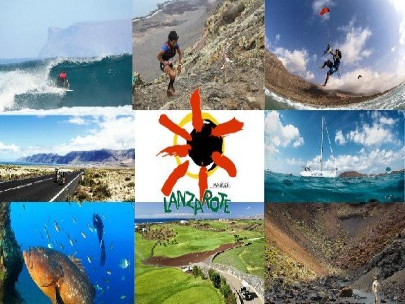 Nos vamos a Lanzarote de viaje virtual. ¿Te apuntas?