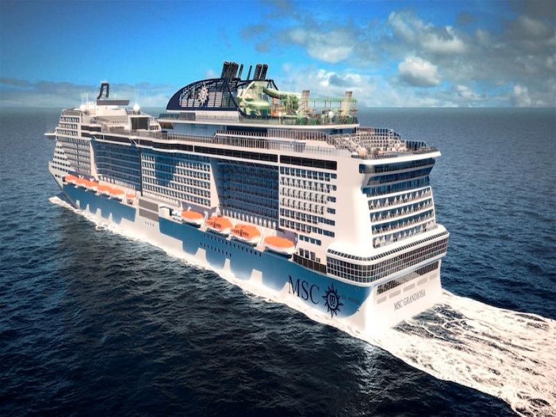 MSC Cruceros presenta un amplio protocolo de seguridad en su vuelta a los mares