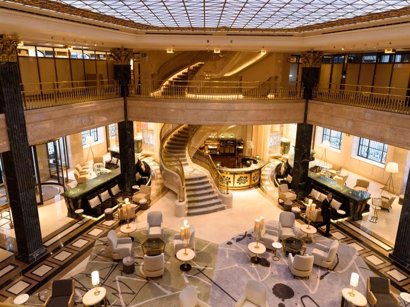 El turismo no para: abre el Hotel Four Seasons de Madrid
