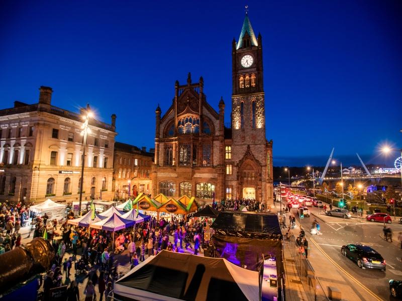 Celebramos un Halloween especial en Irlanda. ¿Te apuntas?