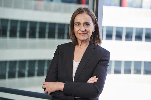 María Valcarce, directora de FITUR
