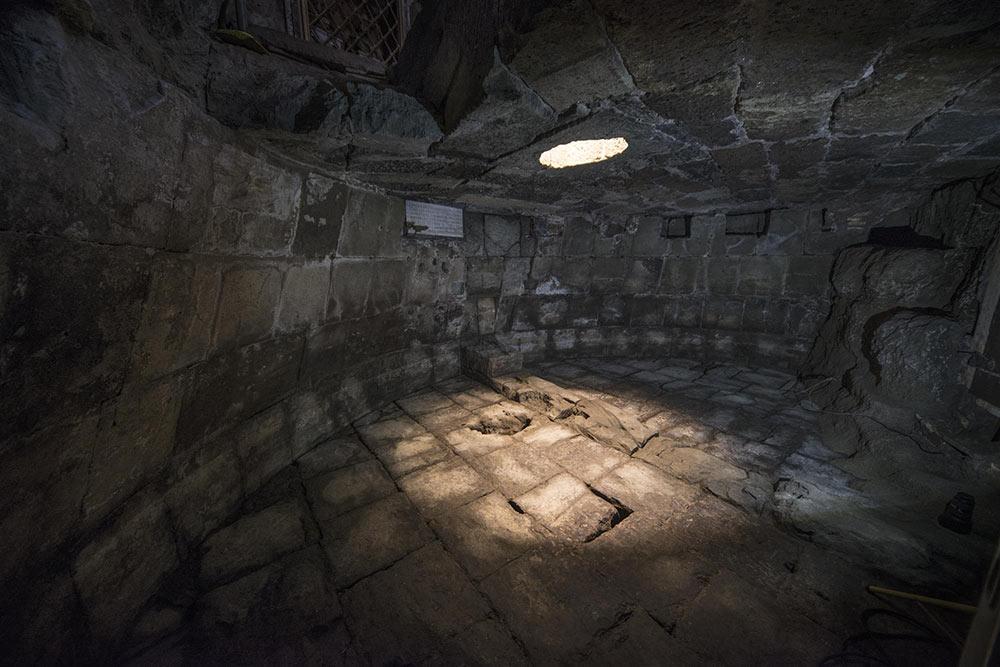 Cárcel Mamertina