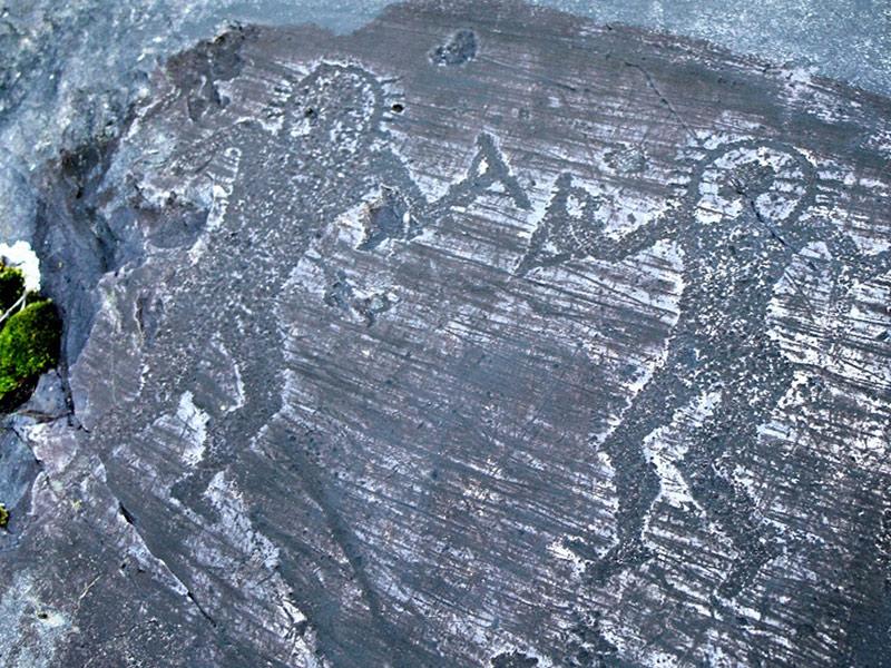 Misterios que se pueden visitar: hoy Cosmonautas Prehistóricos en Camonica (Italia)