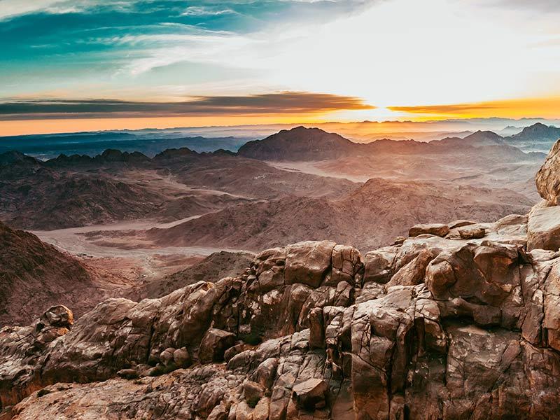 Huellas extraterrestres en Tierra Santa que puedes visitar