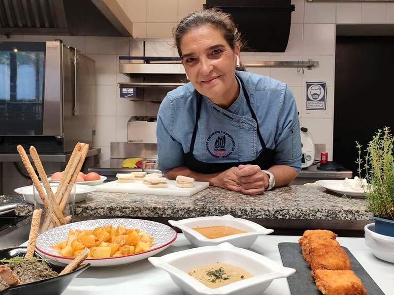 La experta en gastronomía María Jiménez Latorre se incorpora al equipo de Paralelo 20